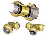 Compression Fittings Technical Render