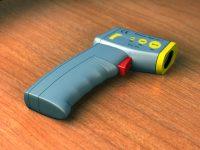 Handy Temp IR Thermometer